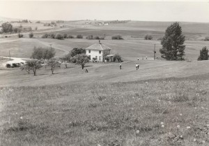 Elks golf #4 -- early photo